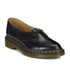Dr. Martens Women's Core Siano 1-Eye Leather Shoes - Black Polished Smooth: Image 5