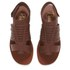 Ravel Women's Missouri Weave Flat Sandals - Tan: Image 2