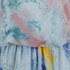 VILA Women's Splash Dress - Starlight Blue: Image 3