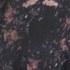 Maison Scotch Women's Sheer Photo-Printed Top - Black/Coral: Image 3