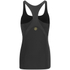 Skins A400 Women's Compression Tank Top - Black/Gold: Image 3