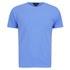 GANT Men's Solid Crew Neck T-Shirt - Evening Blue: Image 1