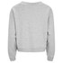 Cheap Monday Women's Expand Sweatshirt - Light Grey Melange: Image 2