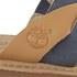 Timberland Women's Earthkeepers Sheafe Thong Sandals - Folkstone Grey/Tan: Image 3