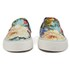 Polo Ralph Lauren Men's Mytton NE Floral Slip On Trainers - Black Multi: Image 4