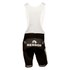 Etixx Quick-Step Replica Bib Shorts - White/Black: Image 2