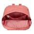 Herschel Supply Co. Women's Heritage Mid Volume Backpack - Flamingo/Flamingo Rubber: Image 4