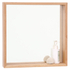 Wireworks Natural Oak Mirror Shelf: Image 2
