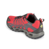 Columbia Women's Ventrailia Outdoor Shoes - Red Hibiscus/Grey: Image 4