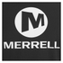 Merrell Men's Stacked Logo Trail Tech T-Shirt - Black/White: Image 3