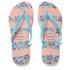 Havaianas Women's Slim Provence Flip Flops - Light Pink: Image 1