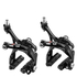 Campagnolo Super Record Skeleton Dual Pivot Brake Caliper Set: Image 1