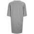 Love Moschino Women's Love T-Shirt Dress - Grey: Image 2
