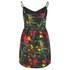 Love Moschino Women's Mini Jungle Print Dress - Black: Image 2