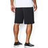 Under Armour Men's 8 Inch Raid Training Shorts - Black/Graphite : Image 4