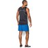 Under Armour Men's Launch 5 Inch Running Shorts - Blue Jet/Black/Reflective: Image 3