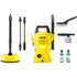 Karcher K2 Compact Car & Home Pressure Washer: Image 6