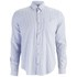 Barbour Men's Harry BD Oxford Shirt - Blue Stripe: Image 1