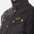 Barbour International Women's Quilted Jacket - Black: Image 5