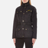 Barbour International Women's Quilted Jacket - Black: Image 2