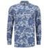 WeSC Men's Maccoy Denim Shirt - Suburban Tropic: Image 1