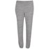 T by Alexander Wang Women's Nep French Terry Sweatpants - Heather Grey: Image 1