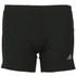 adidas Response Women's Short Tights - Black/Flash Orange: Image 1