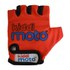 Kiddimoto Gloves - Red: Image 1