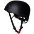 Kiddimoto Helmet - Matte Black: Image 1