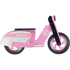 Kiddimoto Stripe Scooter - Pink: Image 2