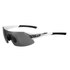 Tifosi Podium XC Sunglasses - White/Gunmetal/Smoke: Image 1