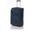 Redland '50FIVE Collection' 2 Wheel Trolley Suitcase - Navy - 65cm: Image 1