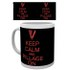Vikings Keep Calm Mug: Image 1