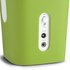 Sonoro Cubo Go New York Portable Bluetooth Speaker - White/Green: Image 2