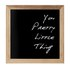 Parlane You Pretty Wall Art - Black: Image 1