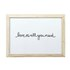 Parlane Love Wall Art - White: Image 1