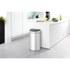 Brabantia 40 Litre Touch Bin - Metallic Grey: Image 2
