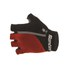 Santini Gel Mania Summer Mitts - Red: Image 1