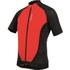 Santini Zero Impact 2.0 Short Sleeve Jersey - Red: Image 1