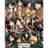 Attack on Titan Collage - Mini Poster - 40 x 50cm: Image 1