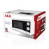 Akai A24001 Manual Microwave - White - 800W: Image 2