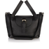 meli melo Mini Thela Tote Bag - Black: Image 1