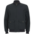 Knutsford Men's 'Made in England' Cotton Zip-Through Bomber Jacket - Navy: Image 1