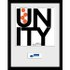 Blue Note Unity Bravado - Framed Photographic - 16 Inch x 12': Image 1