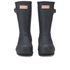 Hunter Women's Original Short Wellies - Navy: Image 2
