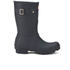 Hunter Women's Original Short Wellies - Navy: Image 1