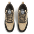 Gourmet Men's 35 Lite Cork LX Trainers - Gold Cork/Black: Image 2