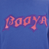 House of Holland Women's Booya Loopback Jersey Sweatshirt - Blue: Image 3