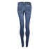 ONLY Women's Mercury Low Rise Skinny Jeans - Medium Blue Denim: Image 2