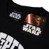 T-Shirt Homme Star Wars Stormtrooper Text Head - Noir: Image 3